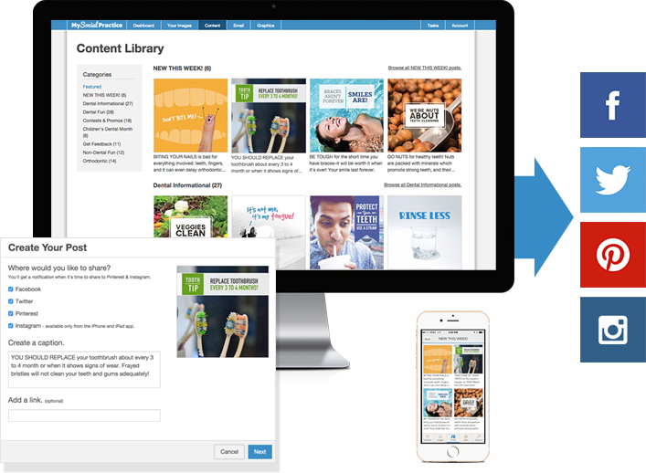 Easy-to-use publishing tool!